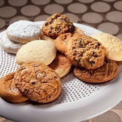 One Dozen Assorted Gourmet Cookies