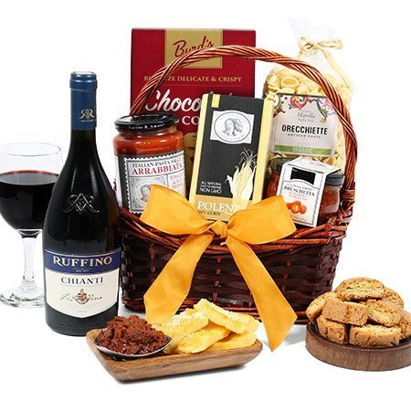 Anniversary Gift Basket for Couples