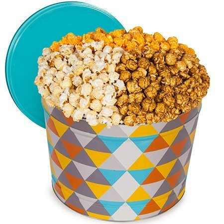 Artisan Popcorn Tin - People's Choice 2 Gallon