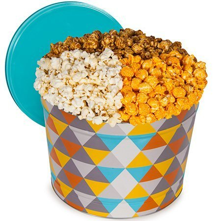 Artisan Popcorn Tin - Traditional 2 Gallon