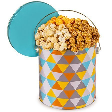 Artisan Popcorn Tin - People's Choice 1 Gallon