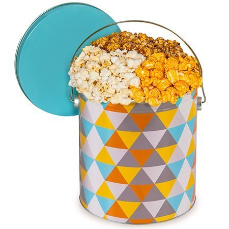 Artisan Popcorn Tin - Traditional 1 Gallon