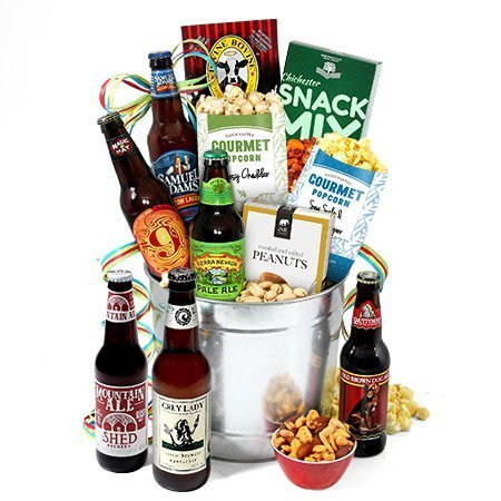 'Beer' My Valentine - 6 Beer Bucket