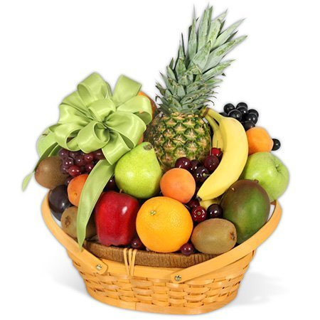 All Fruit Basket - Same Day Delivery - Classic