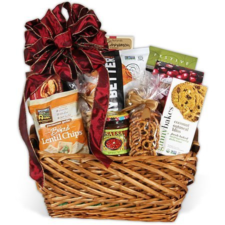 Gourmet Snack Basket Same Day Delivery - Classic