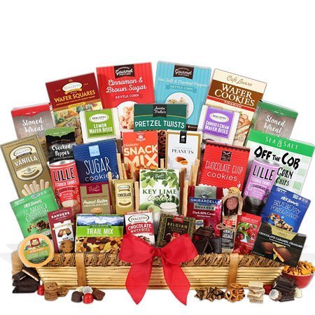 'Signature Series' Executive Suite Snack Gift Basket