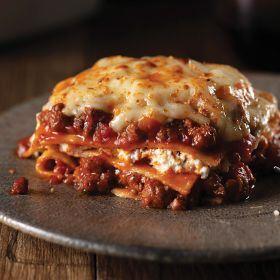 1 (24 oz. pkg.) Traditional Beef Lasagna
