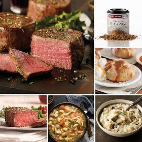 All-Time Dinner Favorites