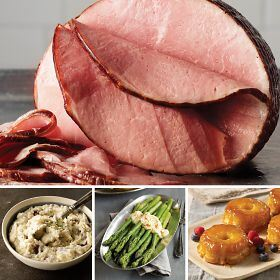 Family Ham Feast