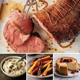Leg of Lamb Easter Banquet