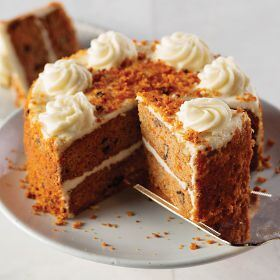 1 (30 oz.) Two-Layer Carrot Cake