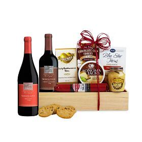 Perfect Pair Wine Gift Basket