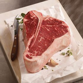 (48 oz.) KING CUT: 48 oz. T-Bone Steak