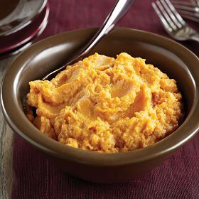 1 (32 oz. pkg.) Family-Size Whipped Sweet Potatoes