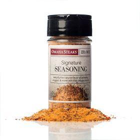 1 (3.1 oz. jar) Signature Seasoning