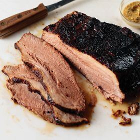 1 (2.85 lbs.) Fully Cooked Beef Brisket