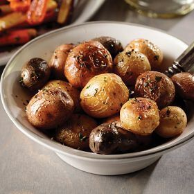1 (22 oz. pkg.) Tricolor Potatoes in Brown Butter Sauce