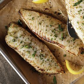 2 (1.5 lbs. pkgs.) Fire-Roasted Lemon Garlic Tilapia