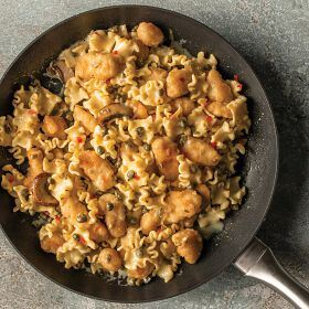 1 (24 oz.) Skillet Meal: Italian Chicken Piccata