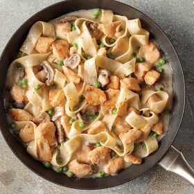 2 (24 oz.) Skillet Meal: Classic Creamy Chicken and Noodles